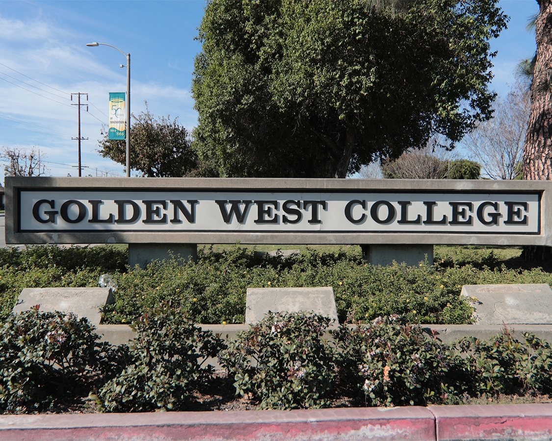 Golden West College Security Integration Wh 1