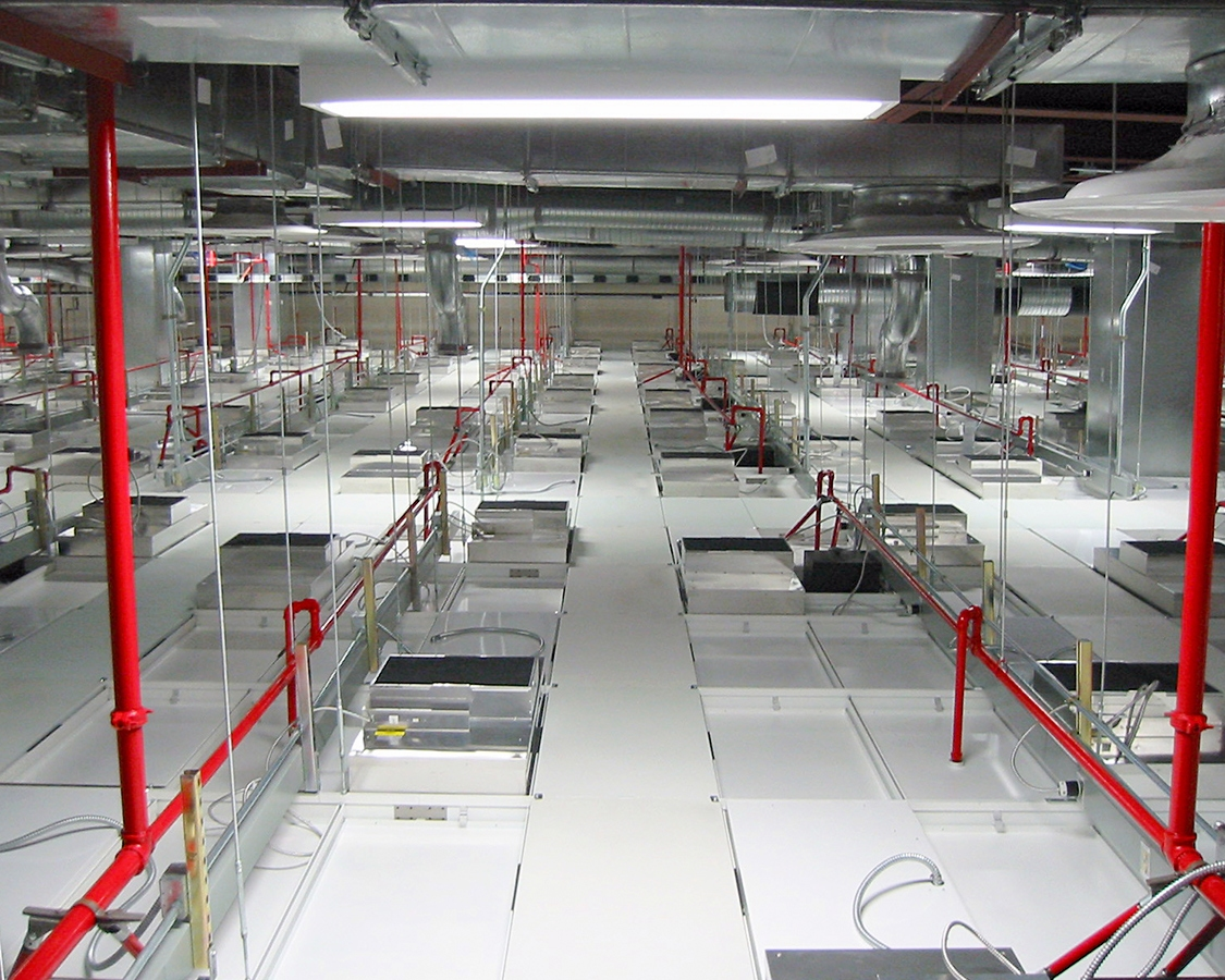 Hewlett Packard Manufacturing Facility Expansion Wh 1