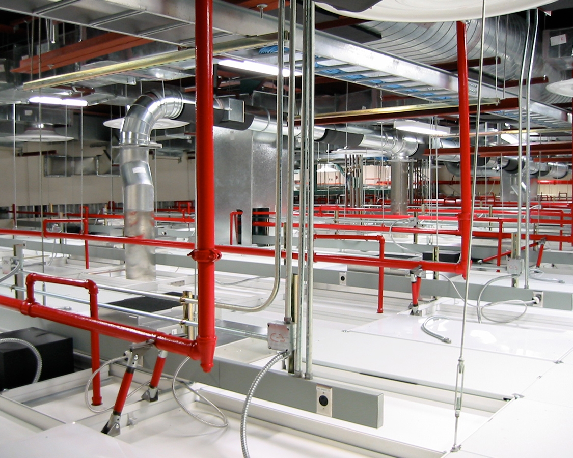 Hewlett Packard Manufacturing Facility Expansion Wh 2