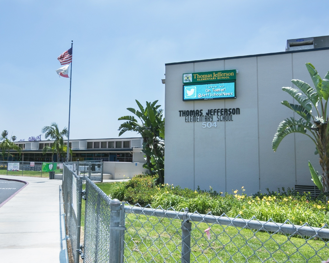 Anaheim Elementary School District Wide Prop 39 Upgrades Wh3