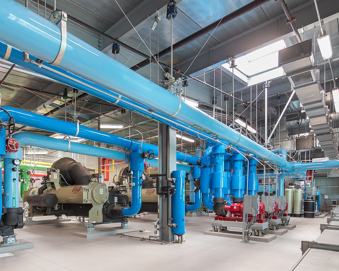 Applied Medical Resources Cogeneration Plant Wh4
