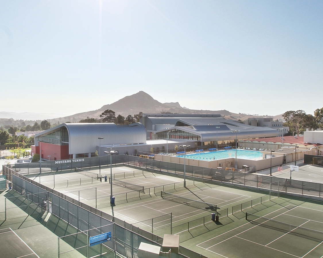 Cal Poly San Luis Obispo Leed Gold Student Recreation Center Wh4