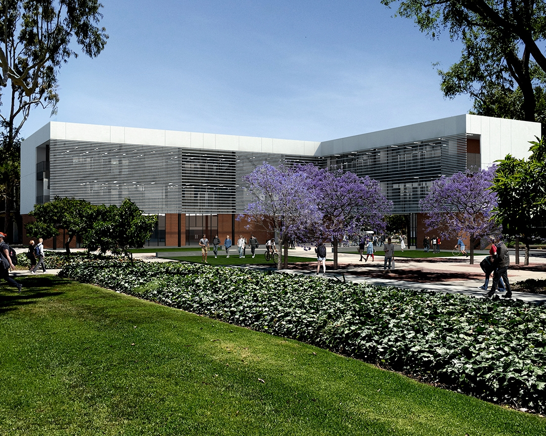 Cal State Long Beach Net Zero College Of Continuing And Professional Education Wh1