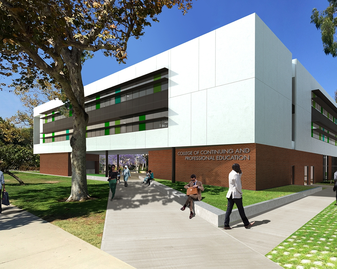 Cal State Long Beach Net Zero College Of Continuing And Professional Education Wh2