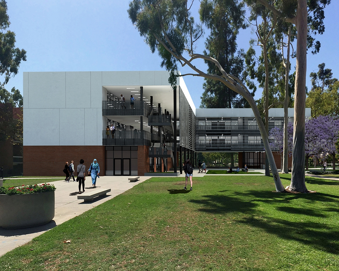 Cal State Long Beach Net Zero College Of Continuing And Professional Education Wh3
