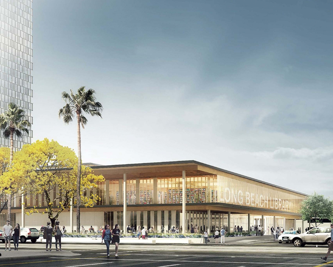 New Long Beach Civic Center Ibe Design Review And Cx Wh2