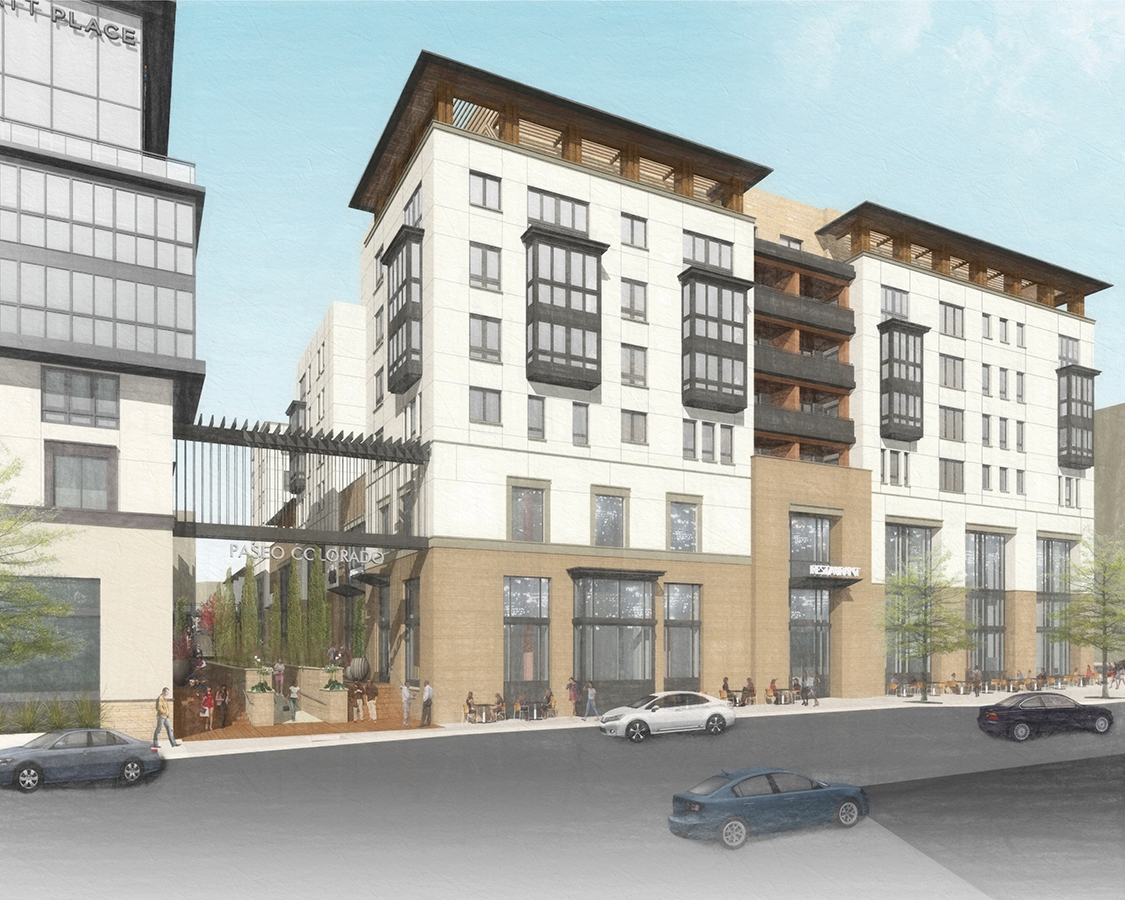 Paseo Colorado Mixed Used Residential Wh1