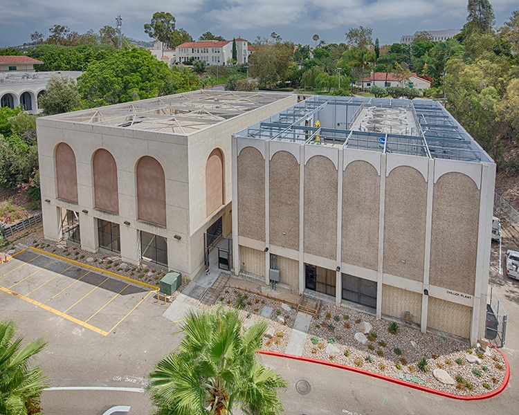 San Diego State Central Plant Upgrades Wh1