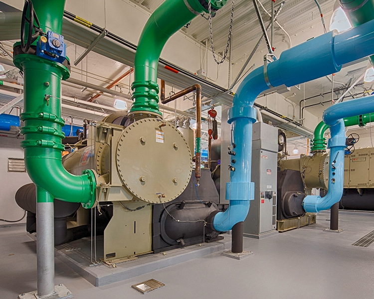 San Diego State Central Plant Upgrades Wh3